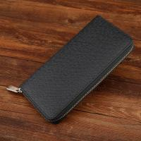 China New Arrival Men Wallets Long Genuine PU Leather Brand Big Capacity Purse Man Day Clutches Bag wholesale
