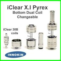 China Iclear X.I clearomizer dual coil innokin best atomizer wholesale