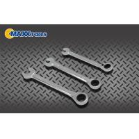 China Two way Gear Ratchet Combination Wrench Set With 40cr Steel Mirror Finishing wholesale