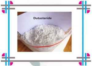 China White Powder Male Steroids Dutasteride CAS 164656-23-9 Powder For Hair Loss Treatment wholesale