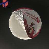 China China Factory Die out aluminium foil lids,  Die cut foil seals for PP/PS/PE cups wholesale