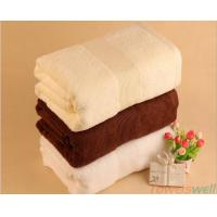 China Lint Free Ultra Soft Bath Sheets  Drying fast Super Absorbent wholesale
