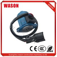 China Swing Motor Solenoid Valve Excavator Spare Parts With Cable Fwith PC40 PC55 Brand wholesale
