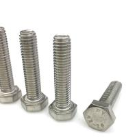 China Polished Galvanized Stud Bolts , 316 Stainless Steel Lag Bolts Size M3-M36 wholesale