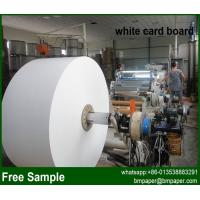 China 2015 hot sell 250g Duplex Board With Gray Back / White Back wholesale