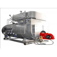 China Chemical Industrial Use 5 ton 5000kg Natural Gas fired condensing Steam Boiler Price wholesale