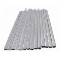China Narrow Aluminium Spacer Bar 3003 / H19 Hollow Glass Aluminum Strip wholesale