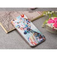 China Colorful Painting TPU Phone Case Cell Phone Accessories For Iphone 7 / Iphone 7 Plus wholesale