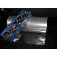China 27micron PVC Packaging Film For Cigarette Box Packaging wholesale