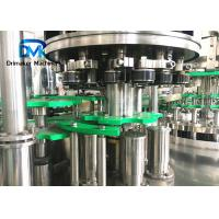 China Balance Pressure Can Filling Machine Isobaric Filling Type For Jar wholesale