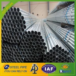 China pre galvanized steel pipe,pre galvanized steel tube wholesale