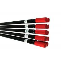 China T38 T45 T51 Threaded Drill Rod MF Extension Drill Rod with 400mm - 5530mm Length wholesale