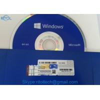 China Professional / Home Windows Product Key Code Activate Windows 8.1 Pro Product Key 64 Bit English Version on sale