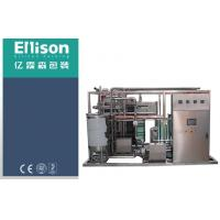 China Liquid Glass Bottle Filling And Capping Machine for CO2 Carbonated Drink wholesale