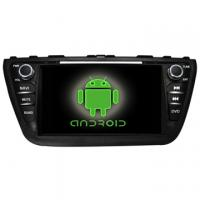 China car media navigation system dvd player for SUZUKI 2014 SX4 with GPS 3G Radio on sale