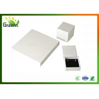 China Personalized Custom Cardboard Packaging Boxes for Jewelry Packing wholesale