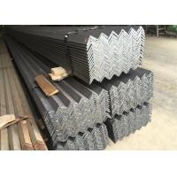 China Steel Structural Beam Q235 Galvanized Steel Angle Iron L Type Steel Material on sale