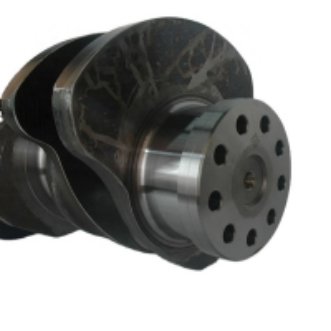 China OE 3418898 Diesel Engine Spare Parts Steel Cummins 4bt Crankshaft wholesale