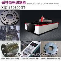 China Laser High Accuracy Fiber Cutting Machine for Metal wholesale