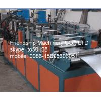 Buy cheap 11Kw GI 2MM Thickness VCD (fire resisting damper) Frame Roll Forming Machinery from wholesalers