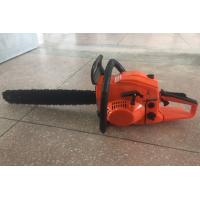 China Multi Functional Gas Powered Pole Chain Saw / Black And Decker Gas Chainsaw wholesale