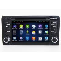 Integrated Navigation System , Audi Car DVD Player GPS A3 S3 RS3 2005-2012 Manufactures