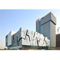 China Class A Fireproof Fibre Cement External Wall Cladding 4.5-18mm Thickness wholesale
