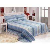 China Printed Single Bed Quilt Covers , King Queen Size Linen House Quilt Covers wholesale