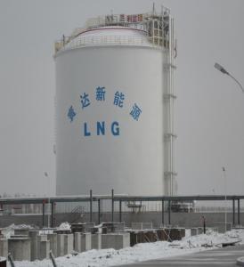 China Ammonia Storage Tank Cryogenic Process Engineering EPC Project 50000m3 wholesale