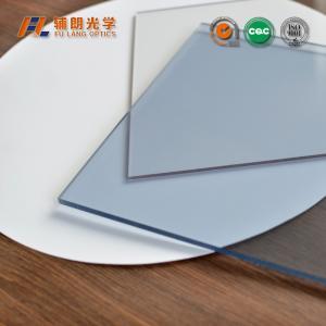 China Anti Static 4x8 Clear Acrylic Sheet 21mm Thick , 4x8 Plexiglass Sheet Optical Base Material wholesale