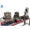 China Multi - Functional Peristaltic Pump Nail Polish Filling Machine With 20-30bpm Output wholesale