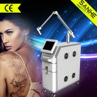 China Q-switch nd yag laser pigment removal machine. laser tattoo removal equipment wholesale