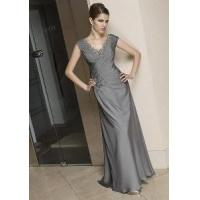China V Neck Mother of The Brides Gowns wholesale