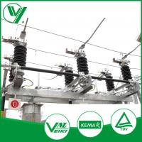 Buy cheap GW4 40.5KV Substation Type Low Voltage Disconnector With Manual Operated from wholesalers