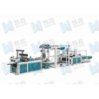 China Fully Automatic Non Plastic Carry Bag Making Machine High Output 220V 50Hz on sale