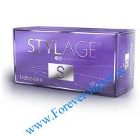 China stylage type s, VIVACY , dermal filler , 2 x 0.8ml pre-filled syringe , Superficial to mid-dermis wholesale