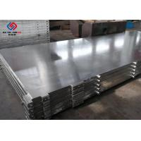 China Hydraulic Electric Heated Platens Q 235 B Material 4 *8 Ft Customized Design Size wholesale