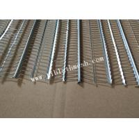 China 0.6m Width Hole Galvanized Expandable Metal Lath For Industrial Building wholesale