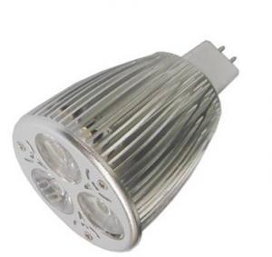 China MR16 GU10 6W 360lm High Bright Led Spot lamp / SMD Led Light Bulb Lights, 2800K - 8000k wholesale