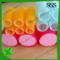 China Fashion reusable velcro hair roller wholesale