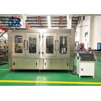 China 6000 BPH Pure Water Filling And Sealing Machine Water Bottling Equipment wholesale