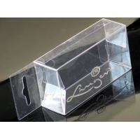 China Hot Stamping Transparent PP/PET Packaging Box wholesale in China on sale