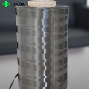 China Good Conductive Property Black Carbon Fiber Carbon Fiber Filament Yarn For Sale wholesale
