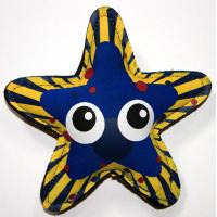 China Hot Sale Colorful Neoprene Diving starfish wholesale