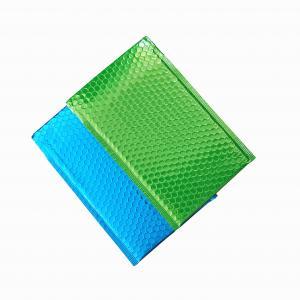 China Wholesale Metallic Bubble Mailer Shock-resistance cushioned Aluminium Padded Bubble Envelope on sale