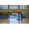 China Ultra Slim Auto Sliding Door Operator Automatic Sliding Glass Door Width 600mm To 1350mm wholesale