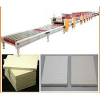 China Decorative Eps Mgo Sandwich Wall Panel Equipment Fiber Cement Board Making wholesale