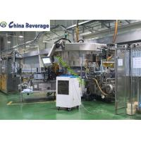 China CSD Carbonated Water Bottle Filling Machine , Beverage Bottling Equipment wholesale