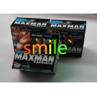 China Maxman Ii Sex Energy Capsule For Kidney Function , Mmc Sexual Health Capsules Tablets wholesale
