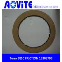 China Terex friction disc 15302796 15235882 wholesale